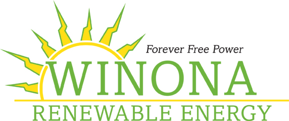 Winona Renewable Energy logo